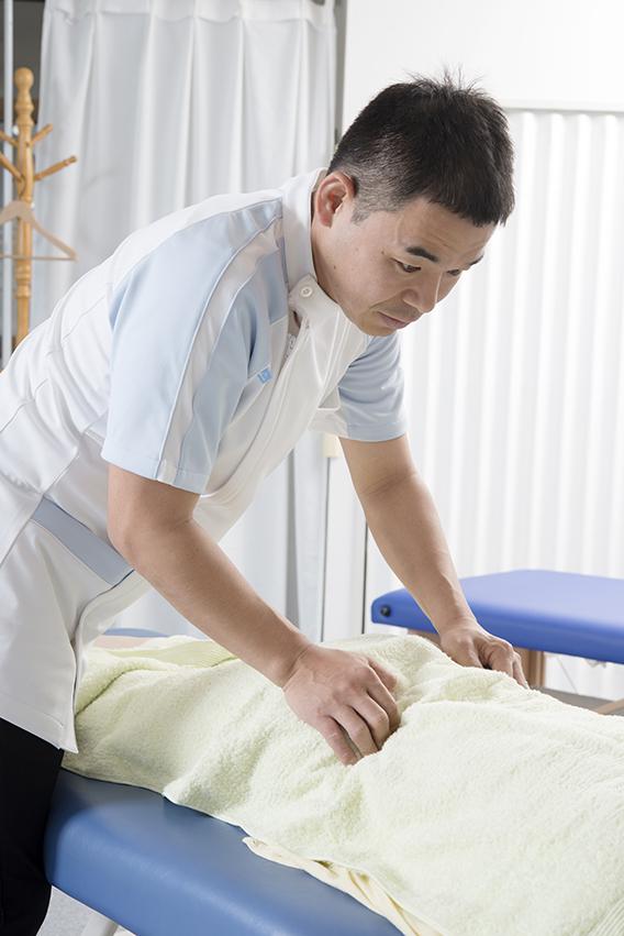 徹底的に毒素を排出することが、当院のアトピー整体です。